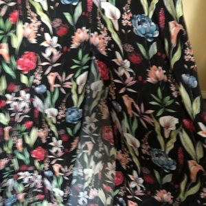 Anthropologie Dresses - BRAND NEW WILLOW & CLAY HALTER FLORAL DRESS